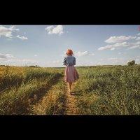 Прогулка с Инной :: IGOR SHCHUGRY