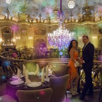 "В ресторане ""Турандот"" :: Геннадий Белоусов"