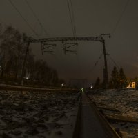 Путь... :: Роман Шершнев