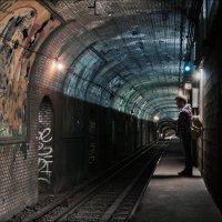 Abandoned place in metropolitan Paris :: Георгий Ланчевский