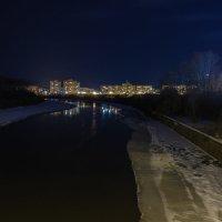 Вечерний Глазов. :: Андрей Князев