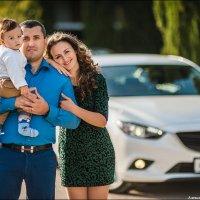 Счастливая семья :) :: Алексей Латыш