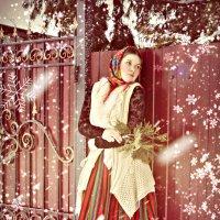 Зимааа.... :: Ирина Жеребятьева