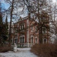 Усадьба Воронцовых-Дашкова ( северный фасад дворца ) :: Светлана .