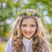 Деревенская красавица :: Виктория Дубровская