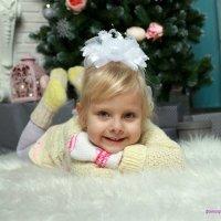 Новогодняя гостинная :: Tiana Ros