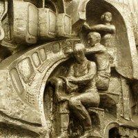 Барельеф в метро :: vadim