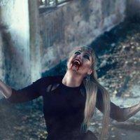 вампирское наслаждение :: Анна Терпелец
