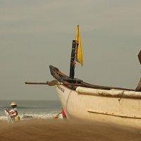 Юный рыбак :: Elen Dol