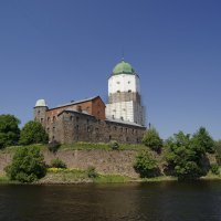 Выборгский замок :: Вера Бокарева