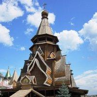 Церковь святителя Николая Чудотворца в Измайлове :: Дмитрий Никитин