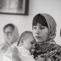В объятьях матери так сладко и спокойно... :: Наталья Кирсанова