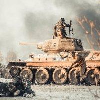 Т-34. Лызлово 2015 :: Виктор Седов