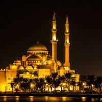 Мечеть Аль-Нур :: Олег Савин