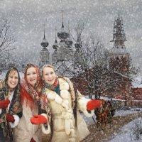 «Белый снег... искрится ...» :: vitalsi Зайцев
