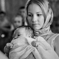 Крещение :: Наталия Тугаринова