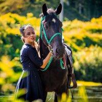 лошадь :: Никита Сыромятников