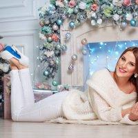 Новогодние съемки :: Валерия Ступина