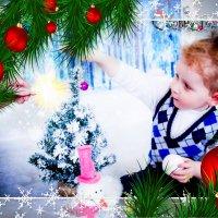 Иной раз смотришь на чужого ребенка и искренне жалеешь, что не твой - так бы отлупил! :: Наталья Александрова