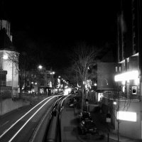 Вечер в городе :: Alexander Andronik