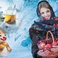 «Нам с тобой не холодно в мороз ...» :: vitalsi Зайцев