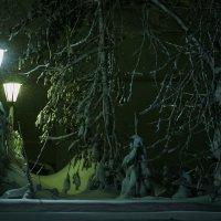 Тихий вечер.... :: Sergey Apinis
