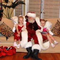 Санта Клаус пришел :: Николай Танаев
