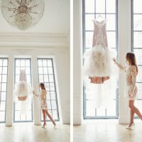 нежное утро невесты :: Юлия Фурсова