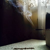 Дым :: Инна Зелинская