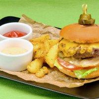Гамбургер :: Vlad Ross