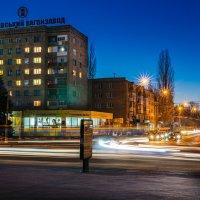 Вечерний город :: Владимир Кравченко
