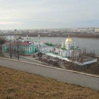 Мужской монастырь :: Мила