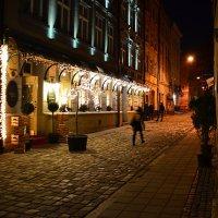 «Поздний вечер в городе Львов» :: Aleks Nikon.ua