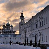 Под небом декабря :: Николай Белавин