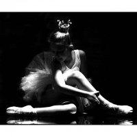 Балерина растяжка :: Анна Искандарова