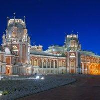 """Большой дворец в """"Царицыно"""" :: Alex"""