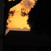 закат :: Герович Лилия