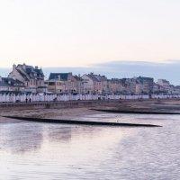 Панорама города Люк сюр Мер :: Ваган Мартиросян