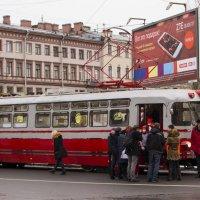 Веселый трамвайчик :: Александр Кузин