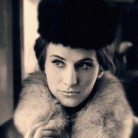 Женский портрет 33 :: Цветков Виктор Васильевич