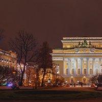 Александринский Театр СПБ :: Александр Кислицын