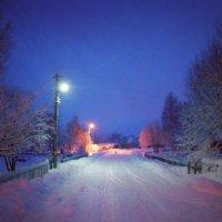 Раннее утро на Красной Горе :: Николай Туркин