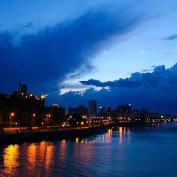 Спящий город вопреки всему :: Антон Игнатенко