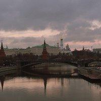 На Патриаршем мосту :: Александра