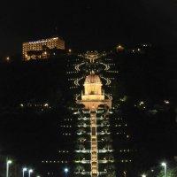 Бахайский храм в Хайфе. :: Николай Волков