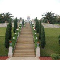 Бахайский сад в Хайфе :: vasya-starik Старик