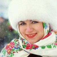 Русская красавица :: Таша Абанина