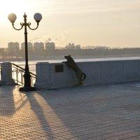 Памятник собаке :: Максим Колесов