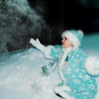 снегурочка :: Наталья Малкина