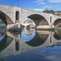 Рим: мосты и замок :: Виталий Авакян
